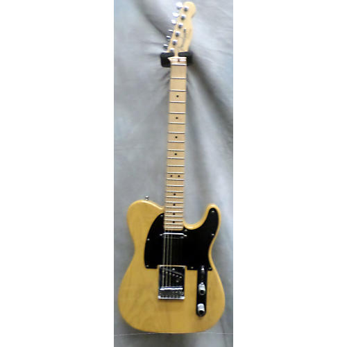 Fender American Deluxe Telecaster Solid Body Electric Guitar-thumbnail