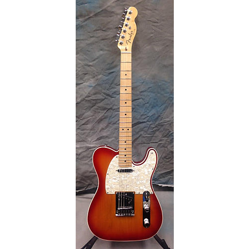 used fender american deluxe telecaster solid body electric guitar guitar center. Black Bedroom Furniture Sets. Home Design Ideas