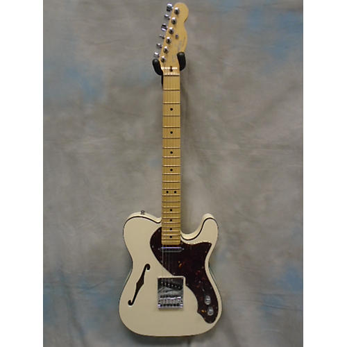 Fender American Deluxe Telecaster Thinline Hollow Body Electric Guitar-thumbnail