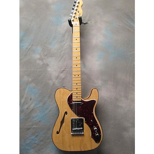 Fender American Deluxe Telecaster Thinline Hollow Body Electric Guitar