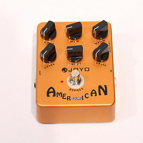 Joyo American Effect Pedal-thumbnail