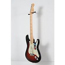 American Elite Maple Stratocaster Electric Guitar Level 2 3-Color Sunburst 888366071540