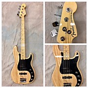 Fender American Elite Precision Bass Electric Bass Guitar