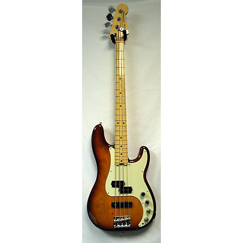 Fender American Elite Precision Bass Electric Bass Guitar-thumbnail