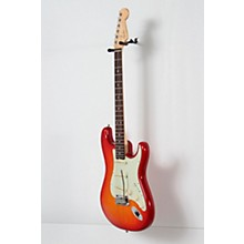 American Elite Rosewood Stratocaster Electric Guitar Level 2 Aged Cherry Burst 888366049211