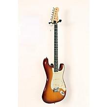 American Elite Rosewood Stratocaster Electric Guitar Level 2 Tobacco Burst 190839019899