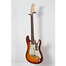 American Elite Rosewood Stratocaster Electric Guitar Level 2 Tobacco Burst 888366075418