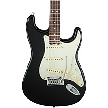 American Elite Rosewood Stratocaster Electric Guitar Mystic Black