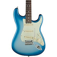 American Elite Rosewood Stratocaster Electric Guitar Sky Burst Metallic