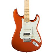 American Elite Stratocaster HSS Shawbucker Maple Fingerboard Electric Guitar
