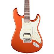 Fender American Elite Stratocaster HSS Shawbucker Rosewood Fingerboard Electric Guitar