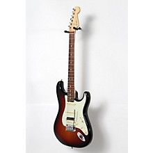 American Elite Stratocaster HSS Shawbucker Rosewood Fingerboard Electric Guitar Level 2 3-Color Sunburst 190839077059