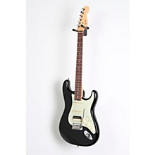 American Elite Stratocaster HSS Shawbucker Rosewood Fingerboard Electric Guitar Level 2 Mystic Black 888366008812