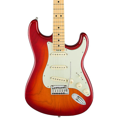 Fender American Elite Stratocaster Maple Fingerboard Electric Guitar-thumbnail