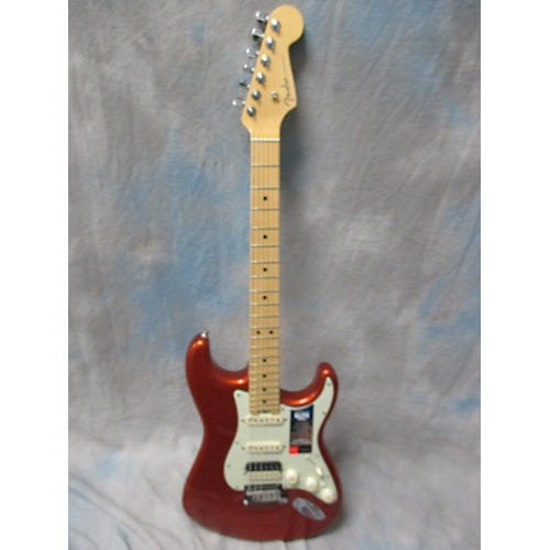 Fender American Elite Stratocaster Solid Body Electric Guitar-thumbnail