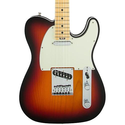 Fender American Elite Telecaster Maple Fingerboard Electric Guitar-thumbnail