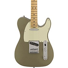 American Elite Telecaster Maple Fingerboard Electric Guitar Champagne