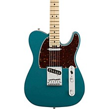American Elite Telecaster Maple Fingerboard Electric Guitar Ocean Turquoise