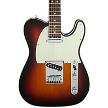 American Elite Telecaster Rosewood Fingerboard Electric Guitar 3-Color Sunburst