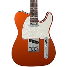 American Elite Telecaster Rosewood Fingerboard Electric Guitar Autumn Blaze Metallic