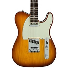 American Elite Telecaster Rosewood Fingerboard Electric Guitar Tobacco Sunburst