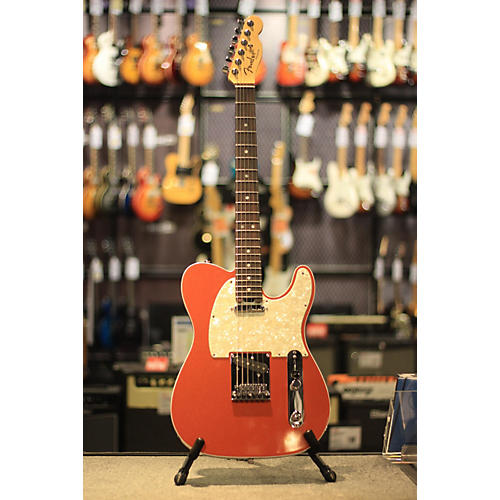 Fender American Elite Telecaster Solid Body Electric Guitar-thumbnail