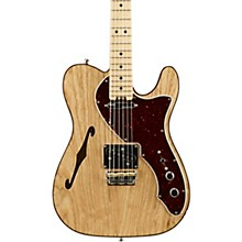 American Elite Telecaster Thinline Maple Fingerboard Electric Guitar Natural