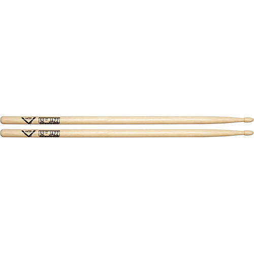 Vater American Hickory 52nd St. Jazz Drumsticks-thumbnail