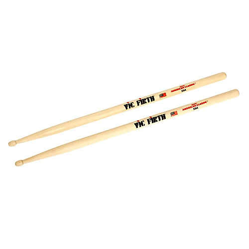 Vic Firth American Hickory 55A 3-Pack Drumsticks w/Free Pair Of George Kollias Signature Sticks-thumbnail