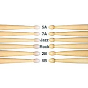 Regal Tip American Hickory Drumsticks