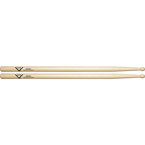 Vater American Hickory Excel Drumsticks  Wood