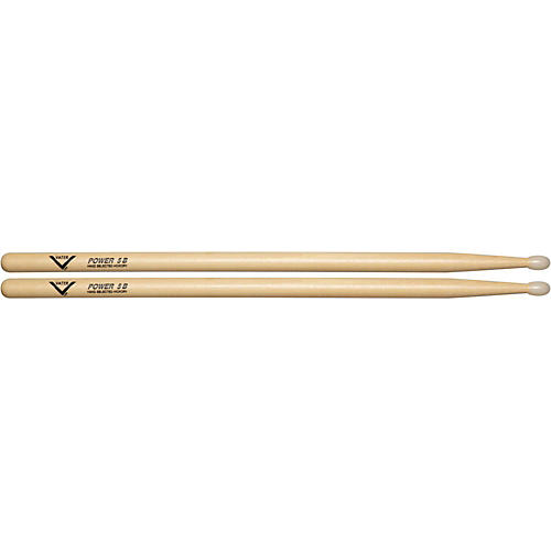 Vater American Hickory Power 5B Drumsticks-thumbnail