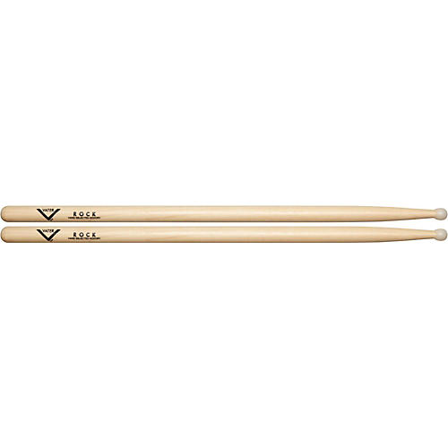 Vater American Hickory Rock Drumsticks  Nylon