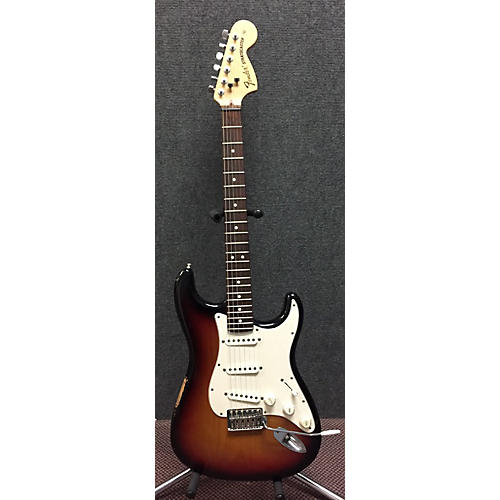 Fender American Highway 1 Stratocaster Solid Body Electric Guitar