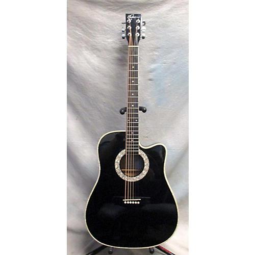 Esteban American Legacy Acoustic Electric Guitar-thumbnail