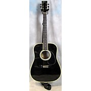 Esteban American Legacy Black Mist Acoustic Electric Guitar