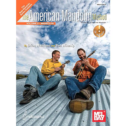 Mel Bay American Mandolin Method Volume 2 CD-thumbnail