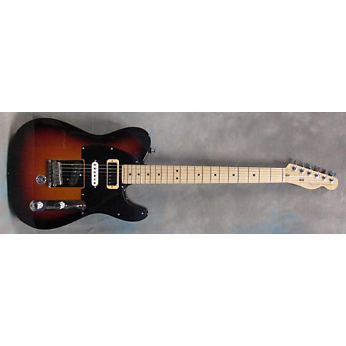 Fender American Nashville B-Bender Telecaster 3 Tone Sunburst Solid Body Electric Guitar-thumbnail