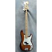 Fender American Nitro Satin Precision Bass Electric Bass Guitar