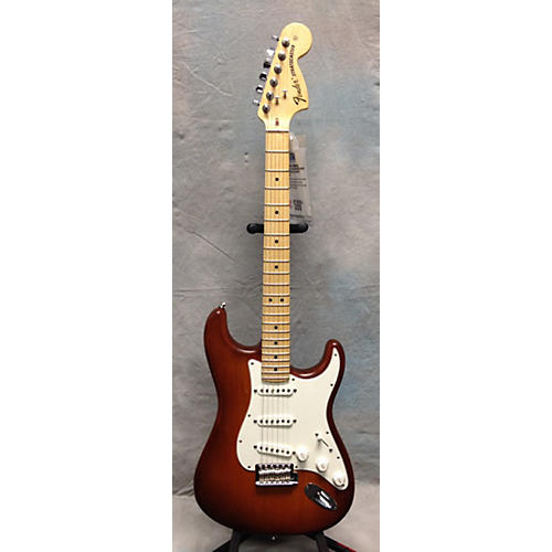 Fender American Nitro Stratocaster Solid Body Electric Guitar-thumbnail