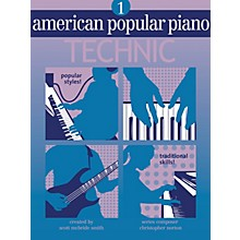 Novus Via American Popular Piano - Technic (Level One - Technic) Novus Via Music Group Series by Christopher Norton