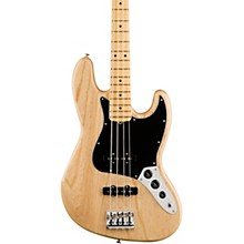 American Professional Jazz Bass Rosewood Fingerboard Electric Bass Natural