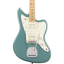 American Professional Jazzmaster Maple Fingerboard Electric Guitar Sonic Gray