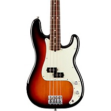 American Professional Precision Bass with Rosewood Fingerboard 3-Color Sunburst