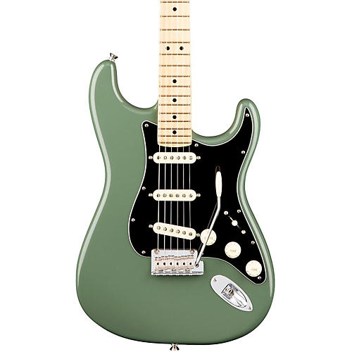 Fender American Professional Stratocaster Electric Guitar with Maple Fingerboard-thumbnail