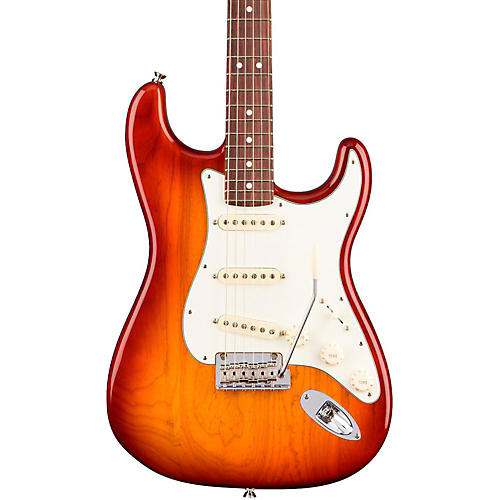 Fender American Professional Stratocaster Electric Guitar with Rosewood Fingerboard-thumbnail