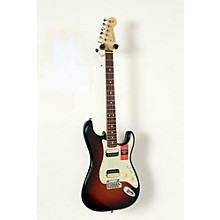 American Professional Stratocaster HH Shawbucker Rosewood Fingerboard Level 2 3-Color Sunburst 190839081100
