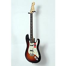 American Professional Stratocaster HH Shawbucker Rosewood Fingerboard Level 2 3-Color Sunburst 190839086815