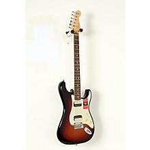 American Professional Stratocaster HH Shawbucker Rosewood Fingerboard Level 2 3-Color Sunburst 190839093738