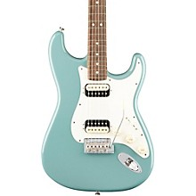 American Professional Stratocaster HH Shawbucker Rosewood Fingerboard Sonic Gray